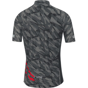 GORE WEAR C3 Camo Jersey Men black/red